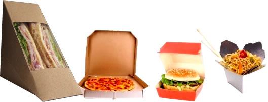 Diseño y Fabricación de Cajas de Empaque para Alimentos