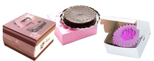 Fabricacion de cajas para pasteleria, panaderia y galletas