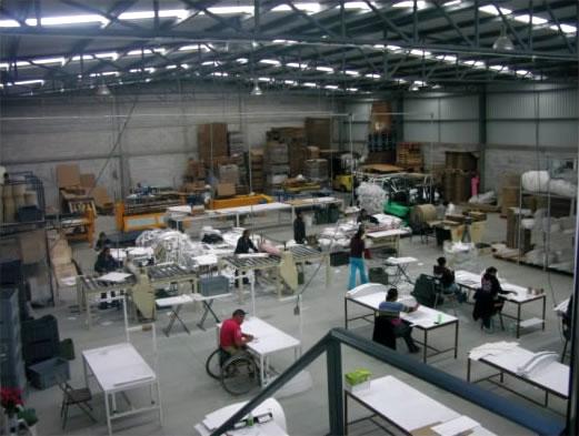 Diseño y Fabricación de Empaque Industrial
